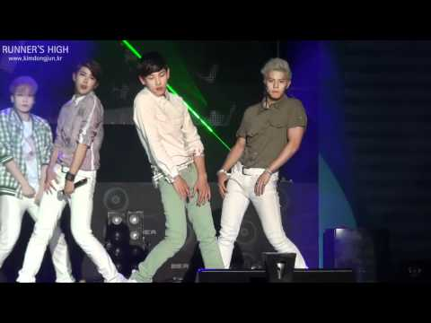 [Fancam] 120616 ZE:A Dongjun - Never End