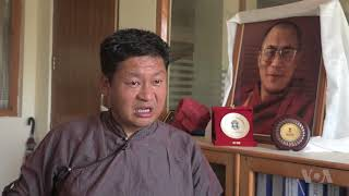 As Tibetan Struggle Faces Stalemate, Calls in Dalai Lama's Home to Resolve Issue - VOAVIDEO