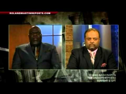 DRAMA IN THE CHURCH: Bishop T.D. Jakes Discusses How To Deal With Church Drama In The Media