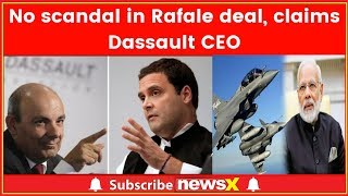 No scandal in Rafale deal claims Dassault CEO Eric Trappier - NEWSXLIVE