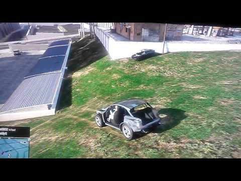 New GTAV Glitch after 1.07 patch(freak da fuq out)