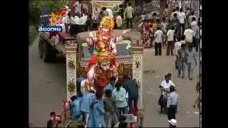 Immersion Of Ganesh Idols Continues On Second Day - ETV2INDIA
