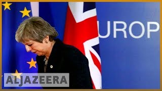 🇬🇧🇪🇺 UK's May puts off another vote on Brexit deal | Al Jazeera English - ALJAZEERAENGLISH
