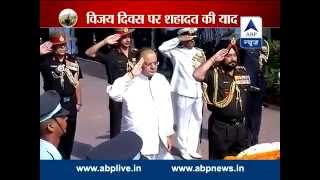 Kargil Vijay Diwas: Govt to soon finalise war memorial construction site, says Jaitley - ABPNEWSTV