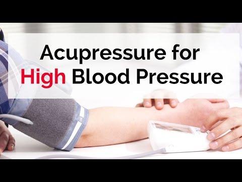 Acupressure Points for High Blood Pressure - Massage Monday #305