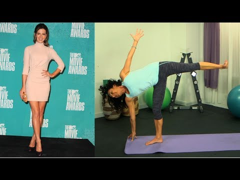 Yoga for Sexy Legs
