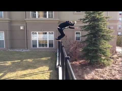 Parkour / Freerunning Mini Edit
