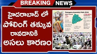 Reason For Less Voting In Hyderabad | who will win in Kukatpally Assembly Elections | TVNXT Hotshot - MUSTHMASALA