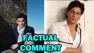 Aamir Khan's comment on Shahrukh khan's movie 'Happy New Years' Box Office collection mp4