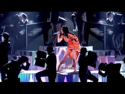 Katy Perry Performing Roar Live On The X Factor 2013 HD 720