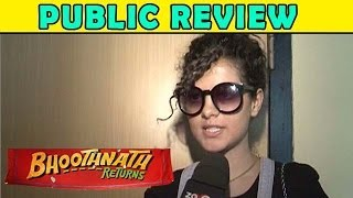 Bhoothnath Returns Public Review