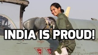 Meet Avani Chaturvedi: First Indian woman to fly FIGHTER JET - ABPNEWSTV
