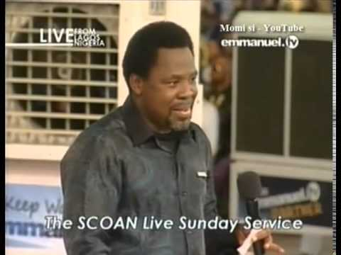 SCOAN 13 April 2014: TB Joshua NO Earthquake In Namibia / Warning By Prophetess Elizabeth Sacharias