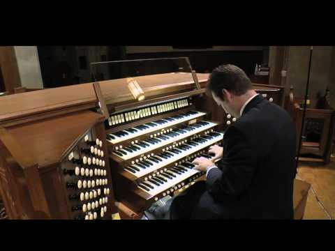 Leo Sowerby: Pageant on the Quimby Pipe Organ played by Ken Cowan