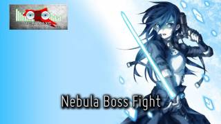 Royalty Free :Nebula Boss Fight