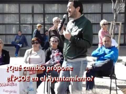 Asamblea Ciudadana PSOE Fuengirola: ¿Qué cambio proponen para el Ayuntamiento?