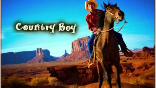 Royalty Free :Country Boy