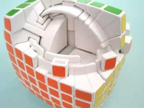 Кубик Рубика 7x7x7 – Пособие по сборке головоломки