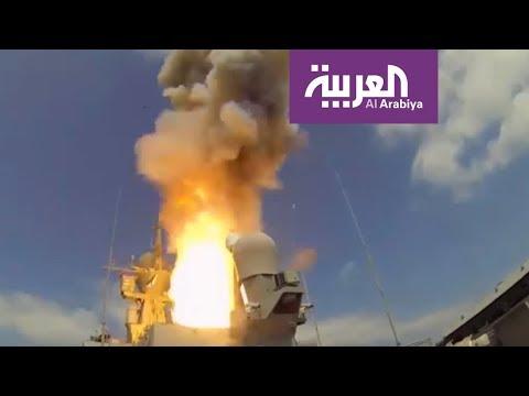 روسيا توسع قاعدتها البحرية في ميناء طرطوس على الساحل الغربي لسوريا