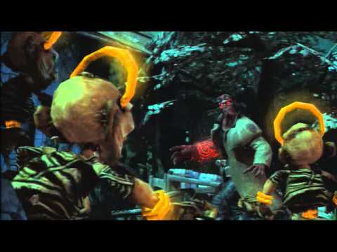 Hellboy : The Science of Evil - GC 2008 : Trailer