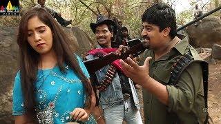 Hyderabad Kay Sholay Movie Akbar Bin Tabar Kidnaps Bhavana   Hindi Movie Comedy   Sri Balaji Video - SRIBALAJIMOVIES