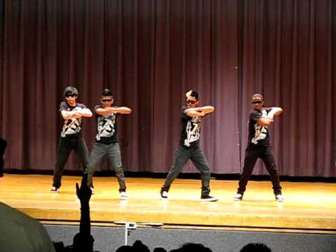 2010 Toronto's Best High School Dance Crew - Projextz