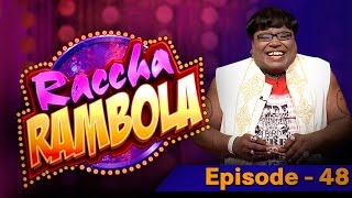 Jabardasth Apparao's Raccha Rambola Stand-up Comedy Show - 48 - MALLEMALATV