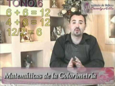 COLORIMETRIA VIDEO 2 profesor cesar amaral