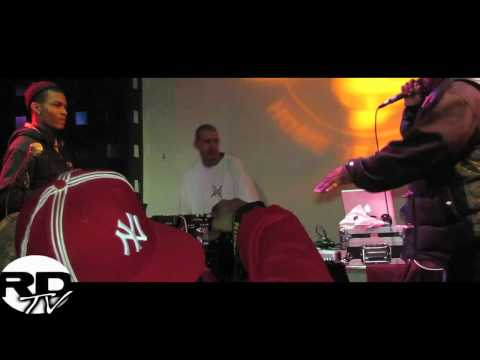 Rahzel & Rahzel Jr - Performing Live At S.O.B.'S