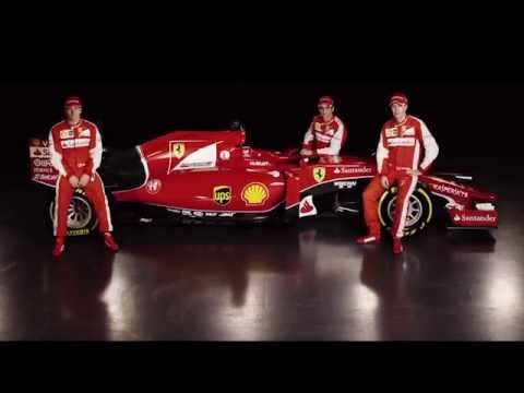 Ferrari SF15 T 2015 - Formula 1 World Championship 2015 - Official Unveiling
