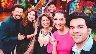 'Ek Ladki Ko Dekha Toh Aisa Laga' cast promote their film on The Kapil Sharma Show - ZOOMDEKHO