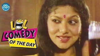 Comedy Of The Day 254 || Nagarjuna And Y Vijaya Comedy Scenes || Shanthi Kranthi Movie - IDREAMMOVIES