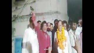 Did Congress leader say 'Bharat mata nahi, Sonia Gandhi ki jai'? | Election Viral - ABPNEWSTV