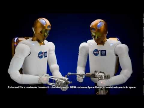 Intent-Based Control of Simulated Robonaut 2 w/ a Natural User Interface