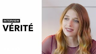 VÉRITÉ - Interview with VÉRITÉ, hosted by Lizzy Plapinger ft. Lizzy Plapinger - VEVO