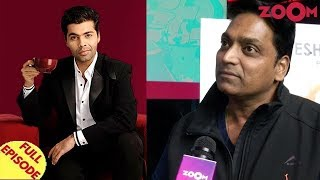 Karan takes responsibility for Hardik's controversy |Ganesh reacts on Tanushree's controversy & more - ZOOMDEKHO