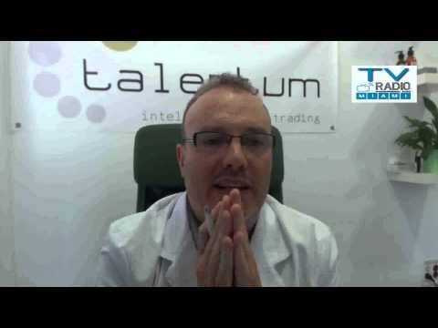 TVRadioMiami -CRISIS GRIEGA- Analisís del Dr Sergio Navarro, Director Cientifico de TALENTUM