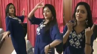 Anchor Suma Kanakala Funny Dance Video | Tollywood Updates - RAJSHRITELUGU