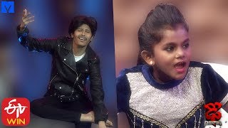 Tanvi Performance Promo - Dhee Champions (#Dhee12) - 12th February 2020 - Sudigali Sudheer - MALLEMALATV