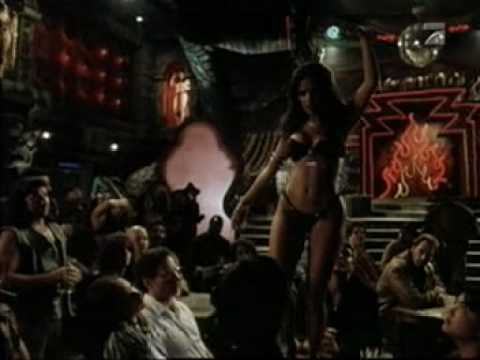 Tito & Tarantula After Dark Salma Hayek dancing in From dusk till dawn 1996 -vUkr_7OH5vg
