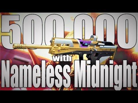 500000 with Nameless Midnight #MOTW