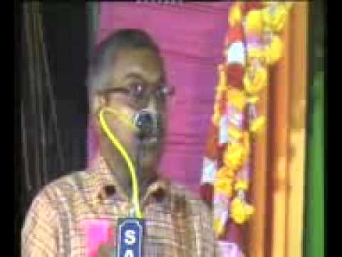Dr Alexander Jacob IPS speech clip about Babari Masjid