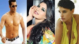 Salman Khan's attraction towards his  Female Co-stars | Bollywood News