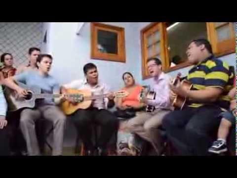 HINOS AVULSO CCB - EU VOU TOCAR NA TUA ORLA  - Meninos de Itapê e Meninos de Rio Preto