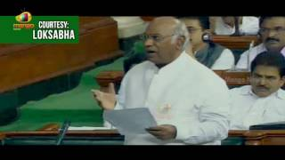 Mallikarjun Kharge Speaks Over On Going Agitation By Anganwadi Workers In The Nation | Mango News - MANGONEWS