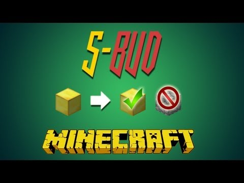 Minecraft - S-Bud (Specific Block Update Detector)