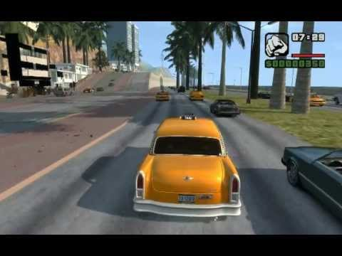 GTA IV San Andreas Beta ³ Exclusive Gameplay HD