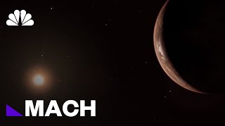 Super-Earth Exoplanet Discovered Orbiting A Star Just 6 Light-Years From Our Sun | Mach | NBC News - NBCNEWS