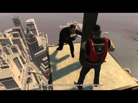 GTA IV Gameplay 1080p HD