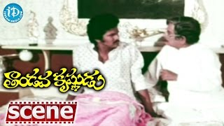 Tandava Krishnudu Movie Scenes - Jayapradha And Rajendra Prasad Introduction || Nageshwar Rao - IDREAMMOVIES